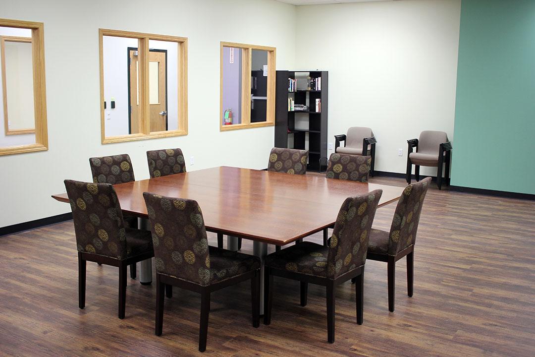 The Murder Mystery Company Break Room