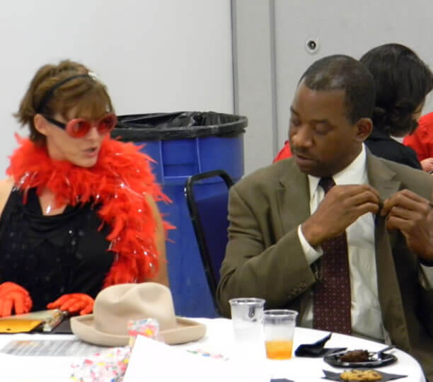 Murder Mystery Holiday Investigation