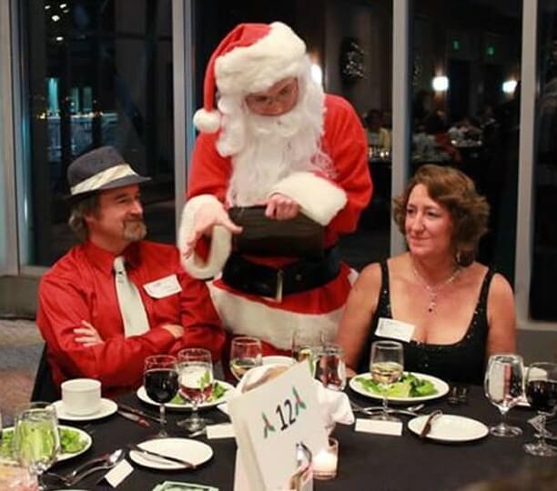 Murder Mystery Santa
